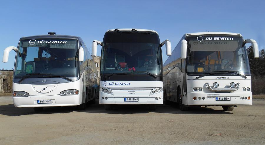 OÜ Geniteh buss